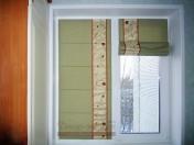 Фото-15. Римские шторы для кухни. Тольятти.