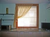 Фото-22. Римская штора для кухни.