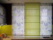 Фото-62. Шторы на кухню современном стиле. Тольятти.
