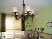 Фото-65. Римская штора для кухни. Тольятти.