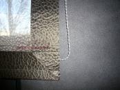 Фото-15. Римские шторы, шторы для кабинета - деталь.
