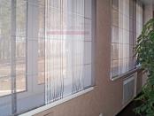 Фото-41. Римские шторы в офисе - фрагмент.