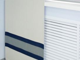 Фото-56. Панельные шторы - фрагмент.