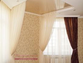 Фото-98. Балдахин для спални в открытом состоянии.
