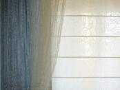 Фото-30. Фрагмент штор в спальне.