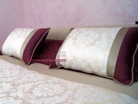 Фото-79. Покрывало с декоративными подушками.