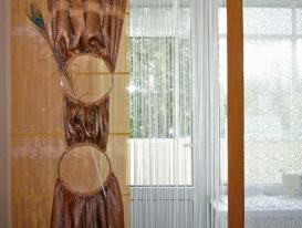 Фото-36. Фрагмент штор в современномстиле.