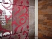 Фото-72. Фрагмент римской шторы.