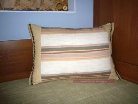Фото-61. Декоративная подушка в детскую комнату мальчика/