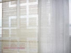 Фото-52. Фрагмент римской шторы в комнате мальчика подростка.