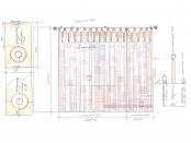 Эскиз-11. Шторы на оригинальных петлях в-детскую-комнату