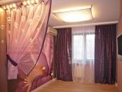 Фото-28. Шторы в современном стиле для детской комнаты девочки подроска.