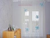 Фото-38. Шторы в детскую комнату для девочки.