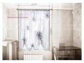 Эскиз-15. Проект штор в детскую для девочки.