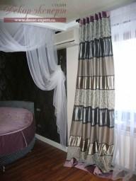 Дизайнерские шторы в Тольятти, дизайнер Светлана Никитина