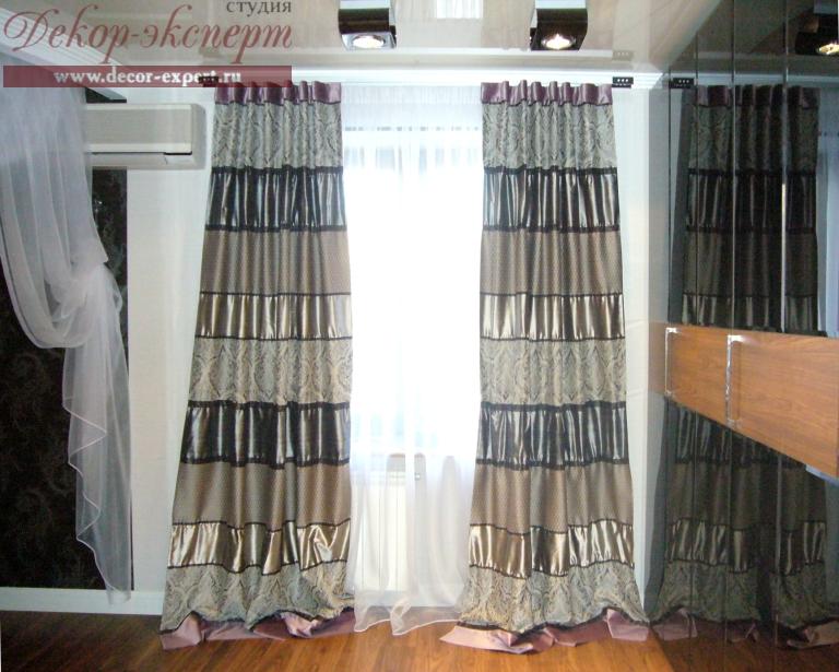 Дизайнерские шторы из ткани NYA NORDISKA