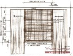 шторы в Тольятти, дизайн штор Светлана Никитина