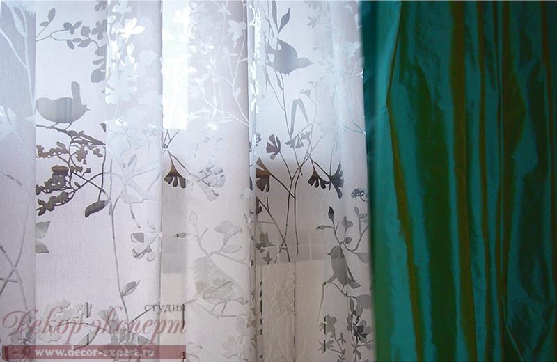 дизайн штор Светлана Никитина, студия Декор-эксперт в Тольятти