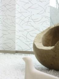 Панели из специализированной ткани Kupferoth (фрагмент)
