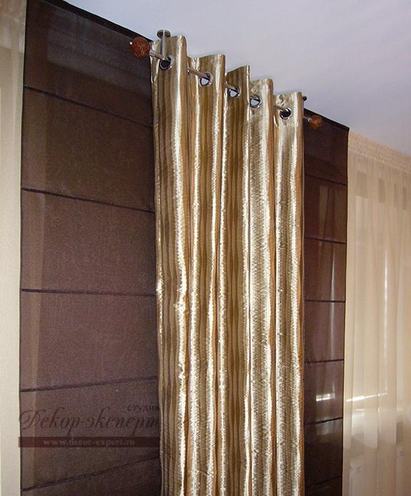японские, шторы, панели, Тольятти, дизайн штор, фото, дизайнер, Светлана Никитина