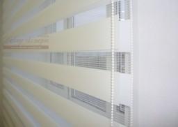 Рулонные шторы зебра в Тольятти, студия Декор-эксперт, дизайнер Светлана Никитина