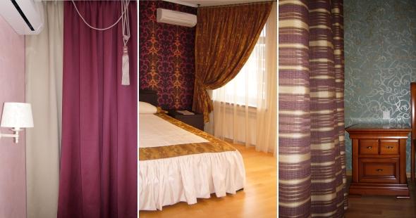 Шторы, покрывала для спальни в Тольятти
