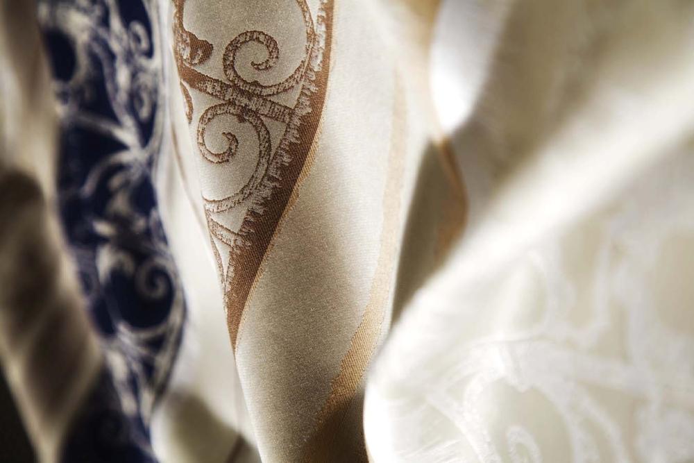 Портьерные ткани Christian Fischbacher в Тольятти и Самаре
