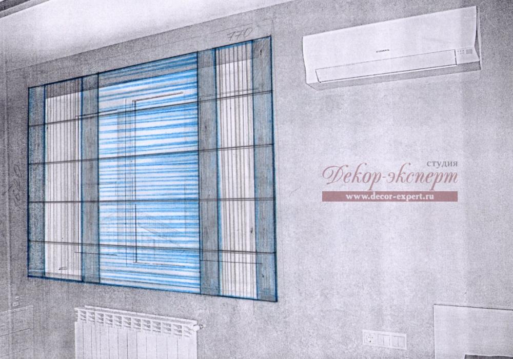 римские шторы в Самаре
