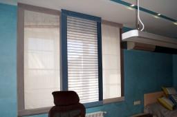 Римские шторы для комнаты мальчика подростка, Тольятти, Самара, дизайн штор Светлана Никитина