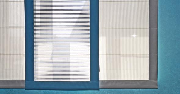 фото римских штор для комнаты мальчика