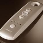 Пятиканальный радио пульт Somfy TELIS 4 RTS для штор плиссе с электро приводом