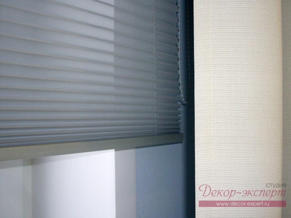 шторы плиссе для офисов в Тольятти, Самаре, Сызрани и Жигулёвске