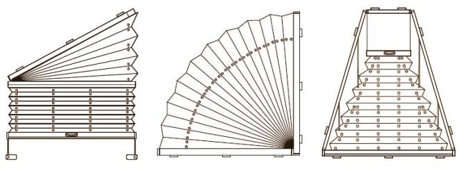 шторы плиссе, жалюзи, для сложных окон, треугольных, арочных, круглых, трапециевидных