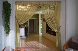 Современные шторы для салона красоты