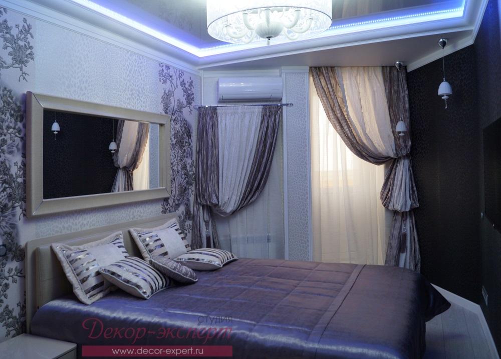 шторы для спальни тольятти