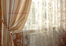 Плетеный подхват для штор
