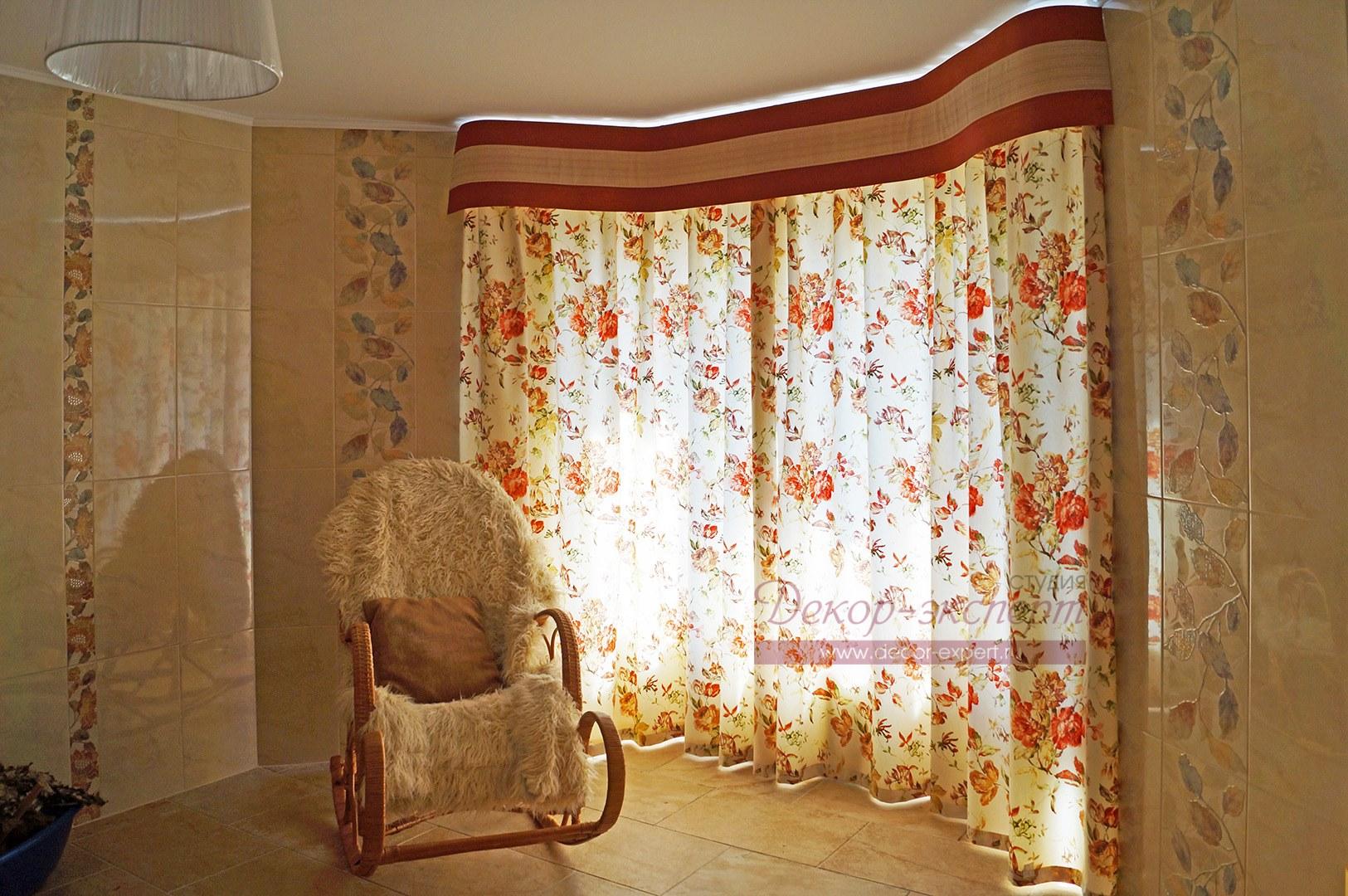 деревенские шторы в тольятти