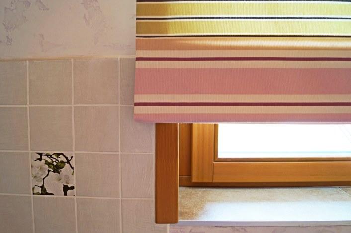 Римская штора для бани