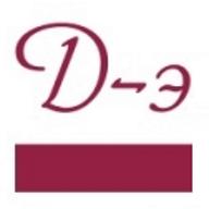 Логотип студии Декор-эксперт малый