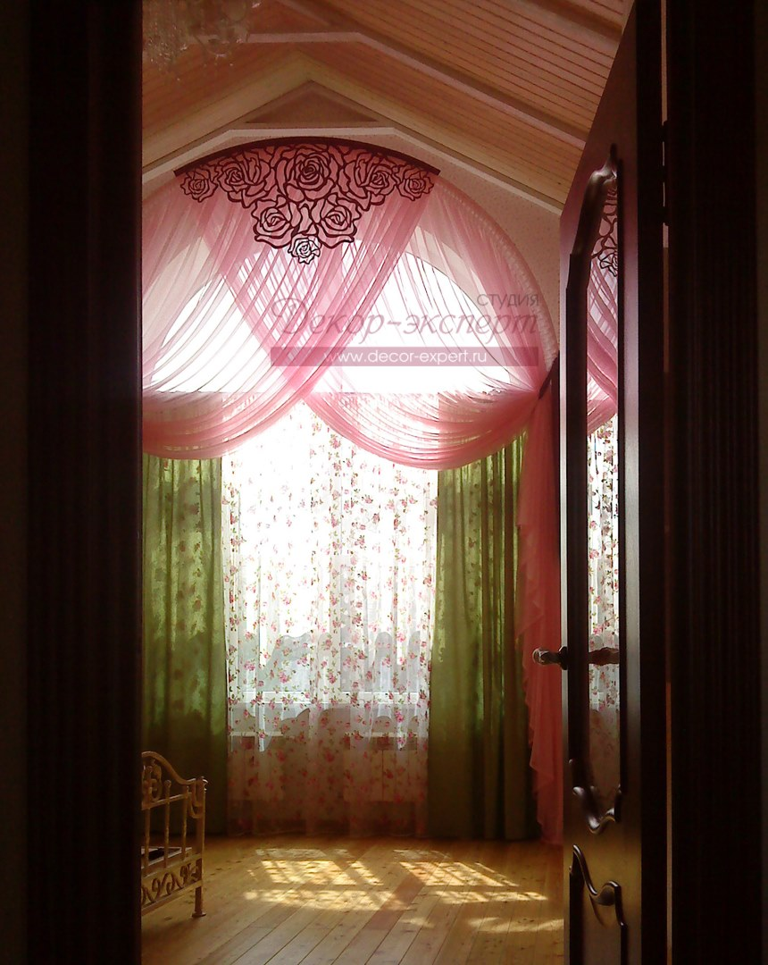Сказочная комната девочки Алисы