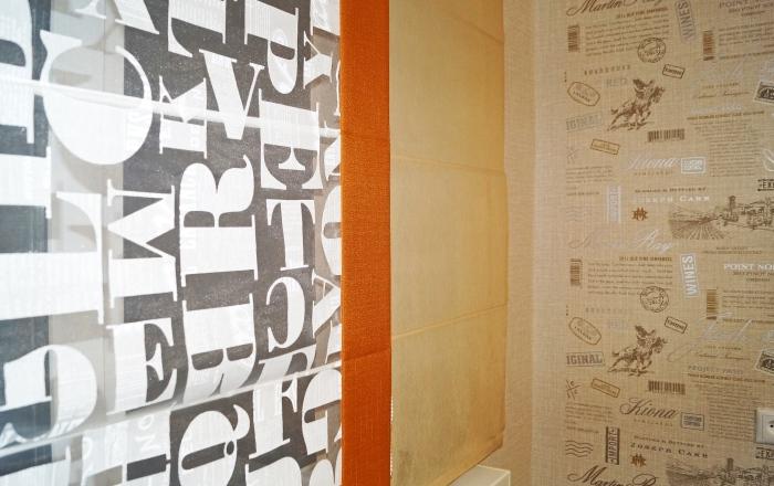 Римские шторы для комнаты мальчика подростка из Тольятти
