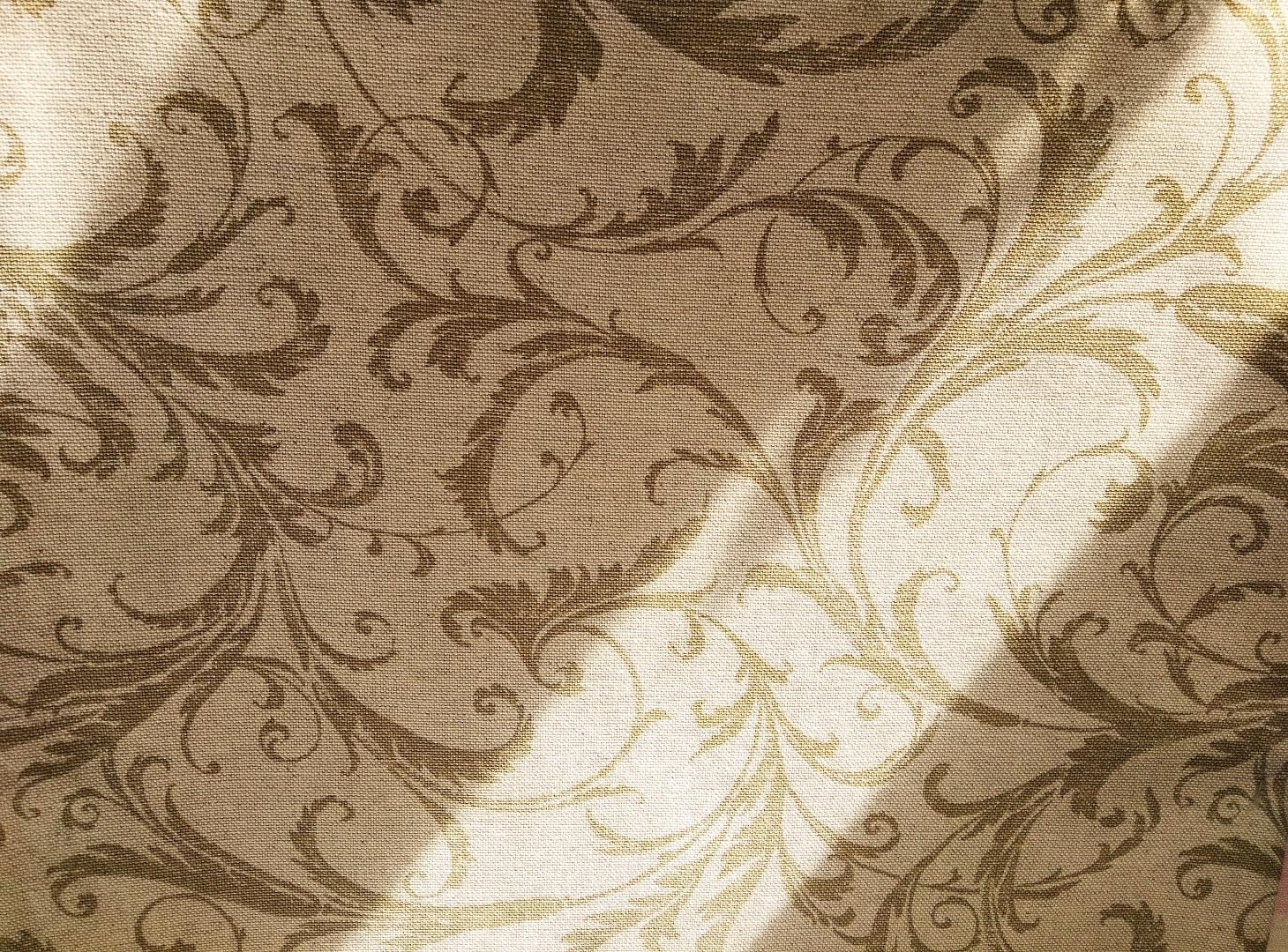 Портьерная ткань в стиле Прованс для римской шторы.