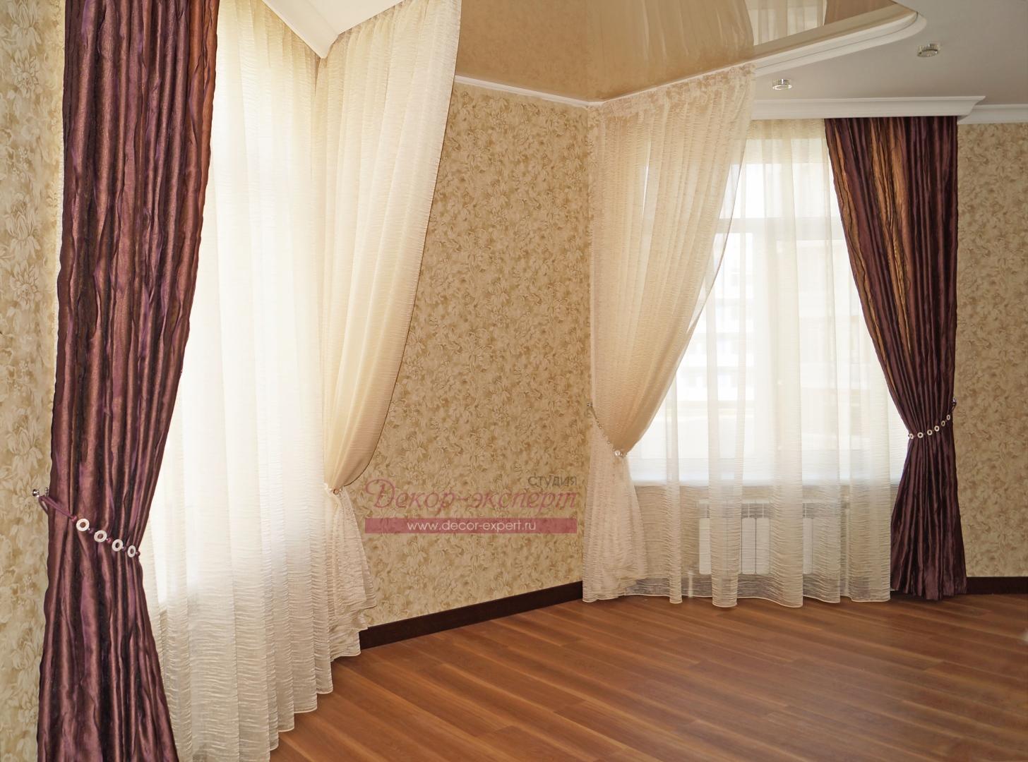 Балдахин для спальни в современном стиле