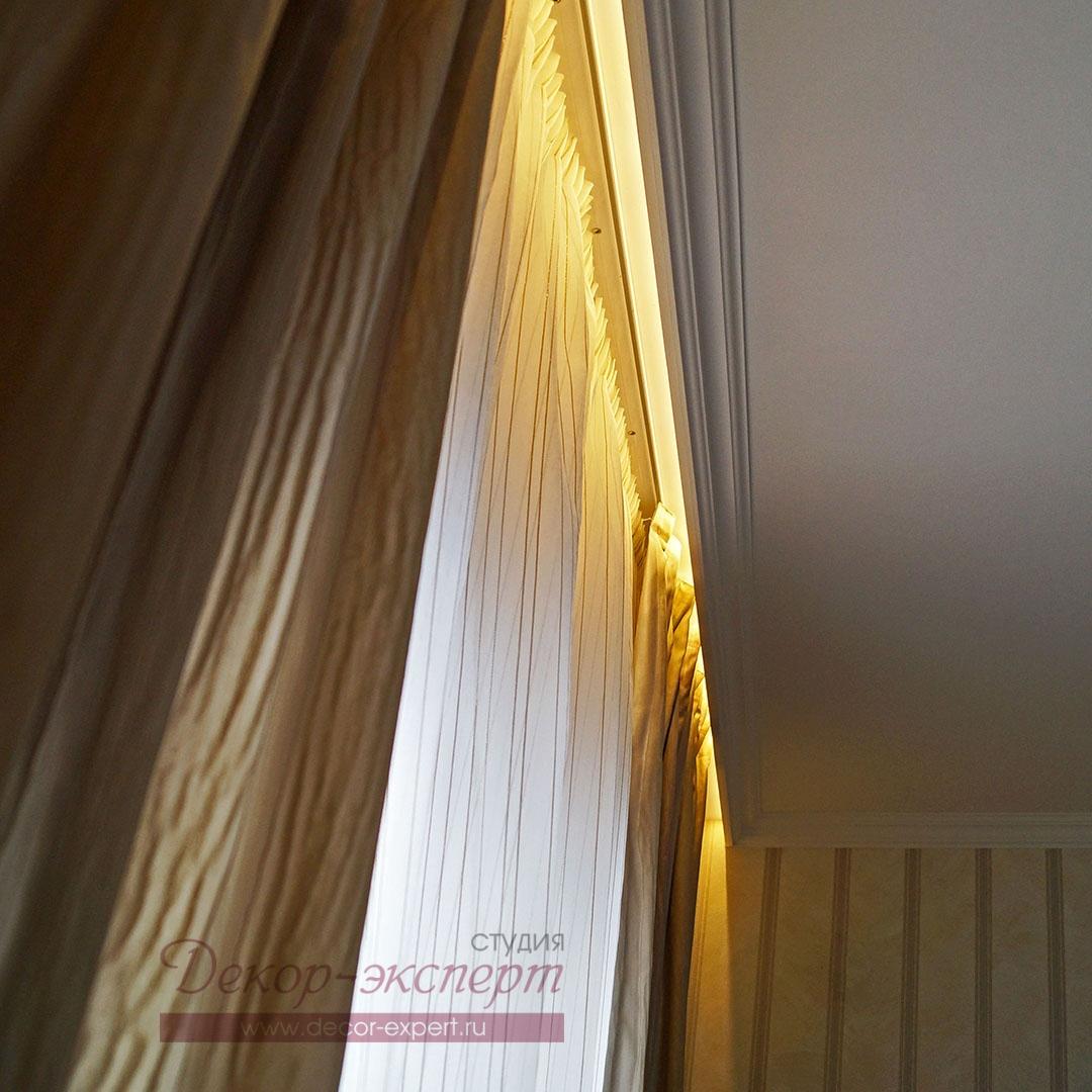 podsvetka-shtor-v-spalne-svetodiodnoj-lentoj